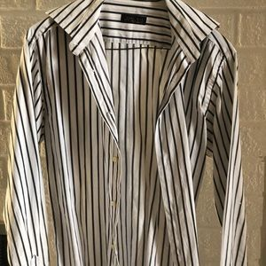 striped shirt / Zara